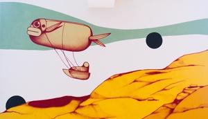 MiniXplore Graffiti des Street-Art-Künstlers RUIN