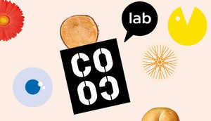 Coco lab Sommer Flyer