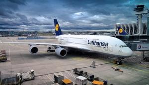 Airbus von Lufthansa