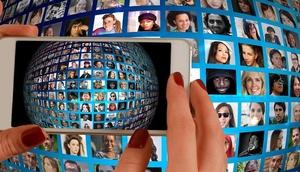 Bilder und Smartphone