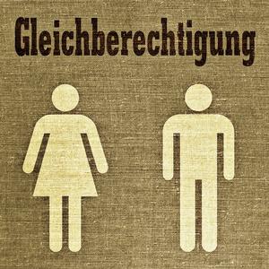Gleichberechtigung Männer und Frauen, © Bild von Alexas Fotos auf Pixabay