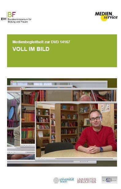 Cover der DVD Voll im Bild, © bmbwf.gv.at