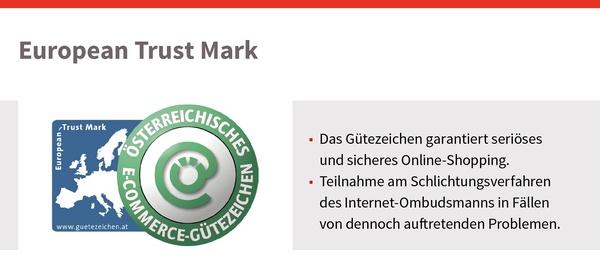 Österreichisches E-Commerce Gütezeichen, © sozialministerium/shw
