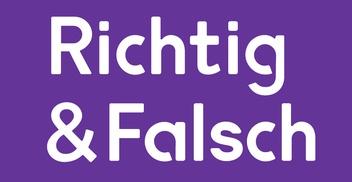 Podcast: Richtig und Falsch