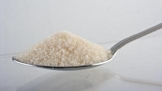 Löffel voll Zucker