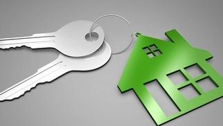 Haus und Schlüssel